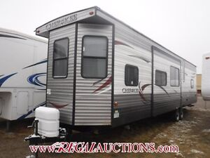 2014 FOREST RIVER CHEROKEE 39P  TRAVEL TRAILER