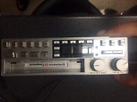 Pioneer vintage car stereo system in good condition @£120