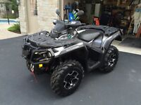 Can am outlander xt 1000 2013 showroom