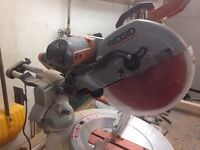 Scie à onglets et support - Sliding Compound Miter Saw + Stand