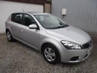 2010 Kia Ceed 1.6 1 5dr Auto 5 DOOR HATCHBACK 5 door Hatchback