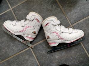 Jackson Softec Skates -  Excellent condition, size 3