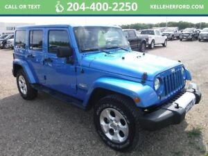 2015 Jeep Wrangler Unlimited SaharaWrangler Unlimited Sahara