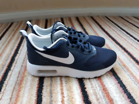 Nike Air trainers in Blue