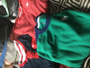 Boys miscellaneous clothes size 10-12 barely worn.