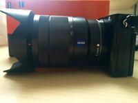 Sony a6000 + Zeiss 16-70 f4