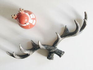 antlers home decor/Jewelry hanger Kitchener / Waterloo Kitchener Area image 1