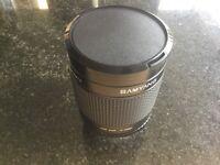 Nikon fit 500mm SAMYANG MC Mirror lense