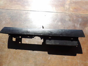 1966 1967 1968 69 Oldsmobile cutlass 442 console top section