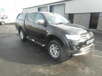 MISUBISHI L200 CHALLENGER 4X4 DIESEL MANUAL PICK UP DOUBLE CAB