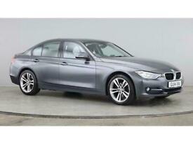 image for 2014 BMW 3 Series 320d Sport Saloon Diesel Manual