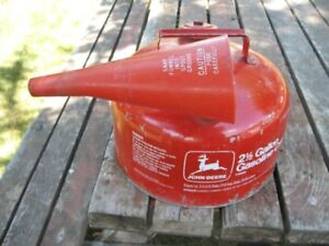 John Deere Gas Can