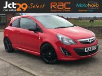 2014 64 VAUXHALL CORSA 1.2 LIMITED EDITION (VAT QUALIFYING) ONE OWNER FROM NEW