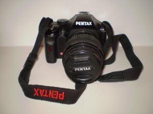 Appareil photo numérique PENTAX K-m 10Mp