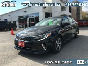2016 Kia Optima SX Turbo  - Sunroof -  Navigation
