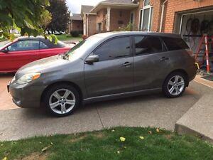 Certified ~ Clean car ~ Well Maintained ~ 2008 Matrix