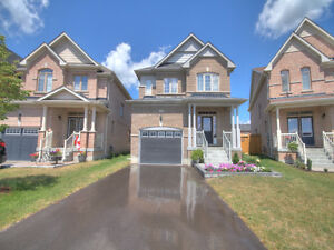 High Demand West Bayfield 4 bdr House for rent in Barrie Vacant