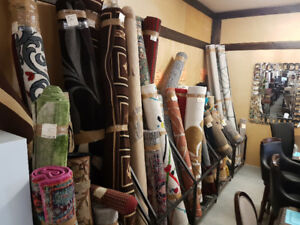 Large Selection of Area Rugs