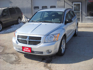2007 DODGE CALIBER R/T AWD  $ 5895 ONE YEAR POWER TRAIN WARRANTY