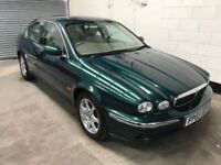 2003 Jaguar X Type V6 SE Manual, Female Owned, Leather, Cruise control, 3 Month Warranty