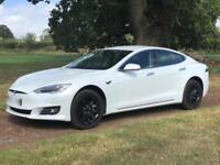 2017 Tesla Model S E 75D (245kw) Executive Edition 4x4 4dr (Nav)
