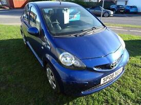 Toyota Aygo ?20 Road Tax Or VED 2008 Only 10 Miles From Hull City Of Culture