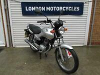 Honda CG 125 2006 32K miles, Great condition for year, New Mot + Warranty
