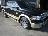 2011 Dodge Ram 1500 CREW CAB LONGHORN 4X4 PRICED TO SELL !!!