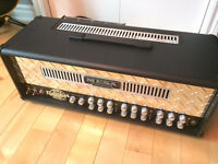 Tete Mesa Boogie Triple Rectifier amplie guitare 3 channels négo