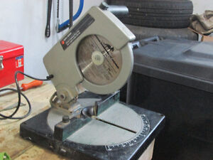 black and decker mitre saw