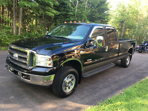 2006 F250 KING RANCH 4DR 4X4 LONG BOX