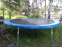 Large Trampoline for Sale