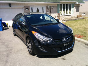 2013 Hyundai Elantra GL Sedan West Island Greater Montréal image 3