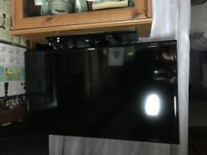 "36"" Samsung Flat Screen"