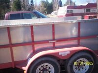 Light Trucking And Garbage Hauling Service