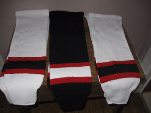 Adult Large Hockey Socks!
