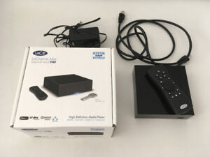 Lacie   LaCinema Mini HD - Media    Player Box