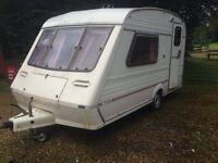 Fleetwood 1994 2 berth in good condition