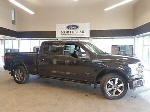 2015 Ford F-150 Lariat   - Leather Seats -  Cooled Seats -  Heat