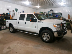2015 Ford F250 super duty diesel.