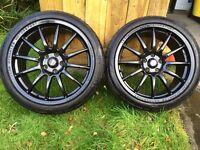Team dynamics 18 5x108 uniroyal tyres