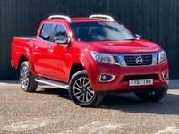2017 Nissan Navara 2.3 dCi Tekna Double Cab Pickup 4WD (s/s) 4dr Pick Up Diesel