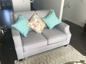Great Condition Sofa and Love Seat Set!