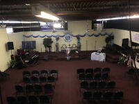 Rent For All Purposes (Church,Office, Music and Dance Studio)