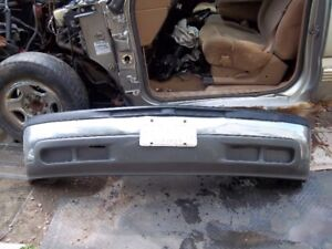 1999/2003 gmc/chevy fullsize front/ rear chrome bumpers