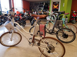 NEW! Surface 604 YUNBIKE - Electric Bicycle -on Super SALE !!!