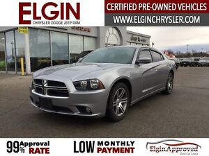 2014 Dodge Charger SXT***Sunroof,Htd Seats,Low Kms***