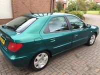 2002 Citroen xsara 2.0 HDI Diesel long mot over £1000 just been spent on car May swap p/ex