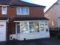 3 Bed Semi in Ward End £685 AVAILABLE NOW