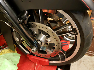 Harley touring front wheels